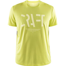 Craft Eaze SS Mesh Tee Men lime